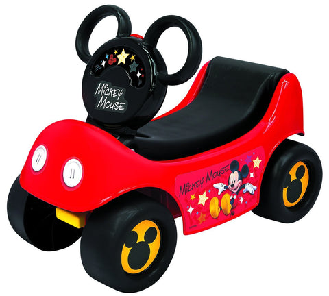 Disney Mickey Mouse Happy Hauler Ride On