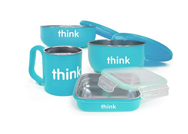 The Complete BPA Free Feeding Set