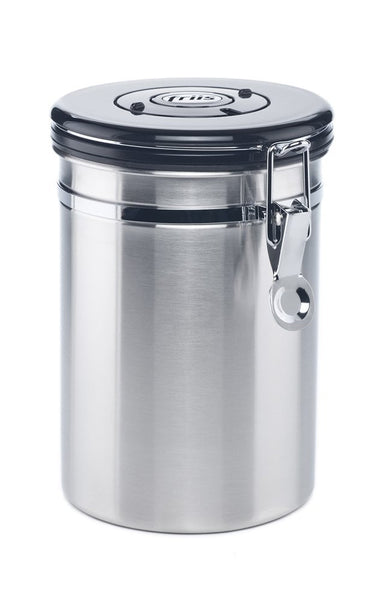 16-Ounce Coffee Vault, Stainless Steel