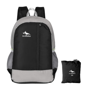 Durable Lightweight Packable Hiking Backpack