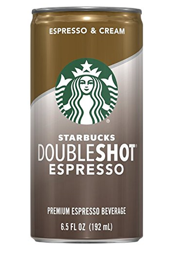 12 Pack of Starbucks Doubleshot, Espresso