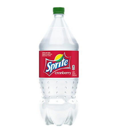 Sprite Lemon Cranberry Soda From Amazon Fresh