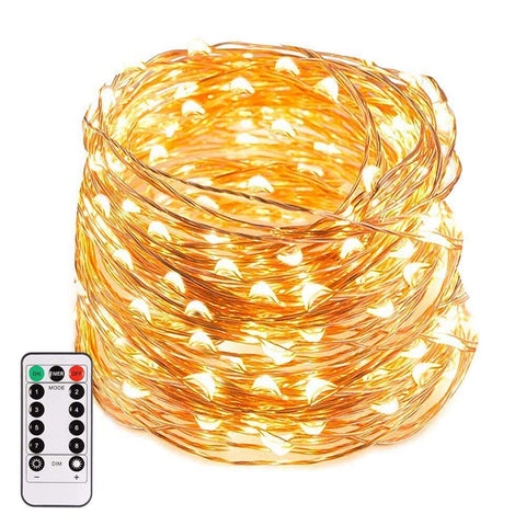 66ft LED string light