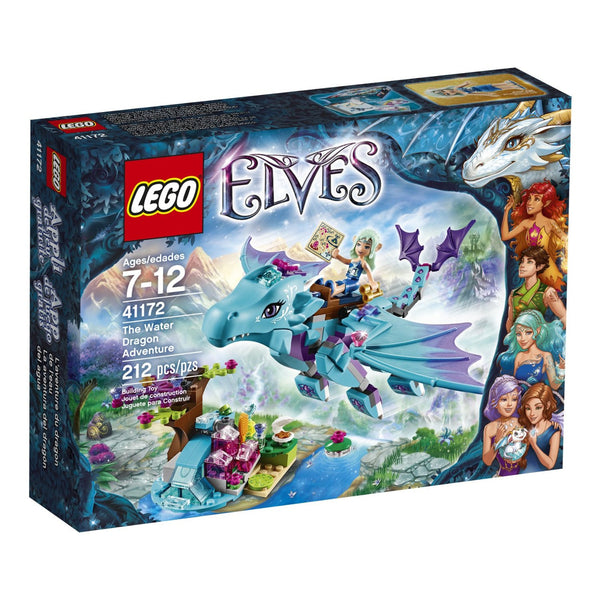 LEGO Elves The Water Dragon Adventure