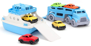 Green Toys Ferry Boat & Car Carrier