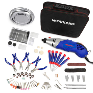 152-piece Multi-function Rotary Tool Kit