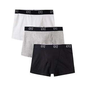 Pack Of 3 CYZ Men's Underwear (Various Styles And Colors)