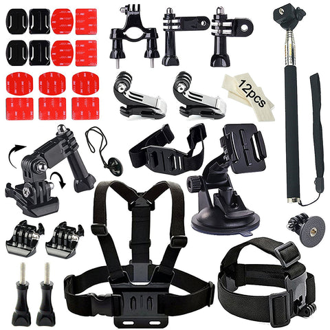 31 piece GoPro Hero kit