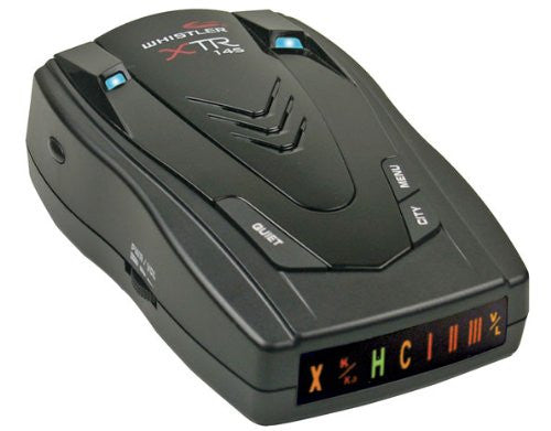 Whistler Easy To Read Display Radar Detector
