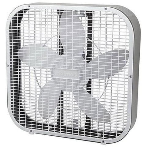 3 speed box fan