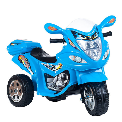 Motorized Ride on Three Wheel Motorcycle