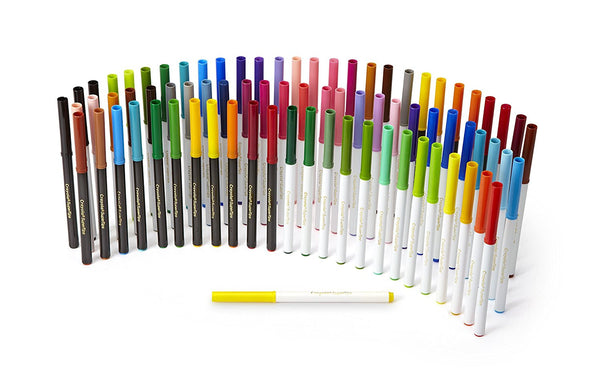 Pack of 80 Crayola washable markers