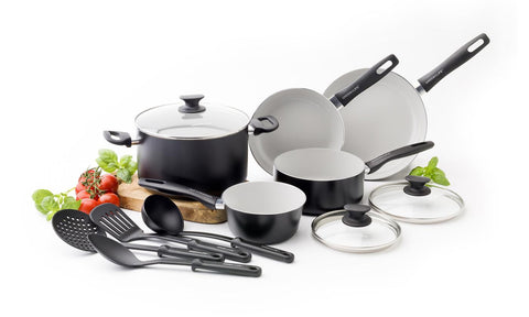 GreenLife Everyday Value Ceramic Non-Stick Cookware Set