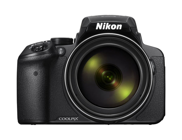 Nikon Digital Camera with 83x Optical Zoom and Built-In Wi-Fi