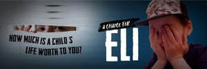 Ashreinu Charity Hatzalah Campaign: A Chance for Eli
