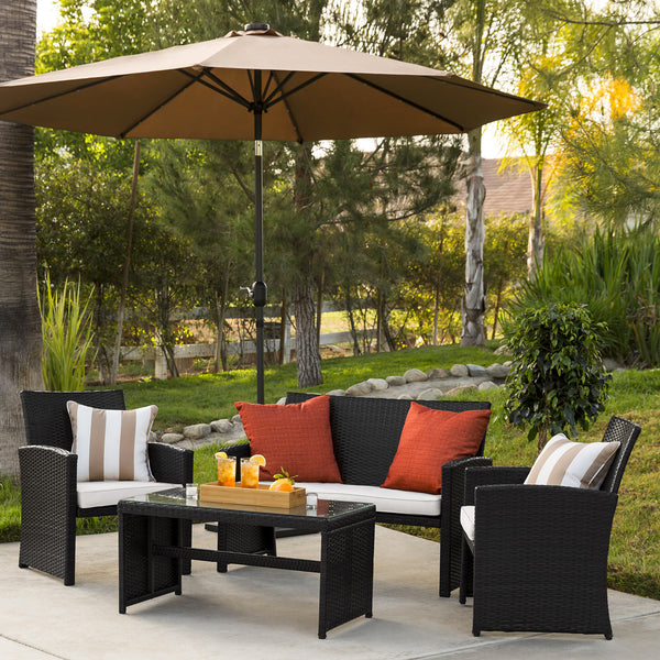4 Or 5 Piece Outdoor Patio Sets On Sale