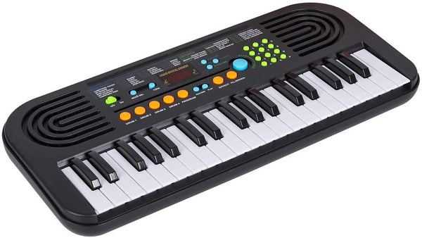 Multifunction LED Screen Piano Keyboard for Kids