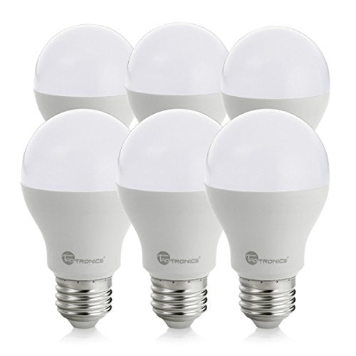 6 pack of 60 watt LED light bulbs