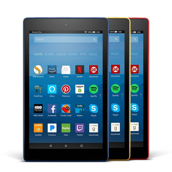 All-New Fire HD 8 Variety Pack