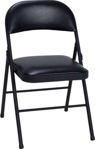 Pack of 4 Cosco Vinyl Folding Chair