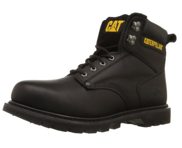 Caterpillar Men's Soft-Toe Work Boots