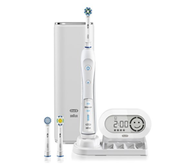 Oral-B 7000 SmartSeries Power Rechargeable Electric Toothbrush