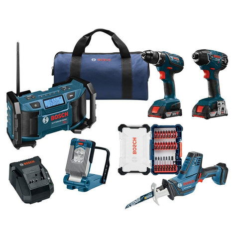 Save up to 43% on Bosch Power Tools