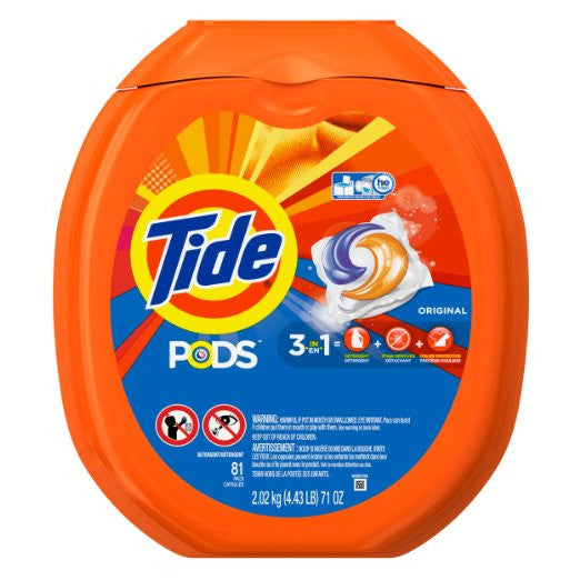 81-load Tide PODS