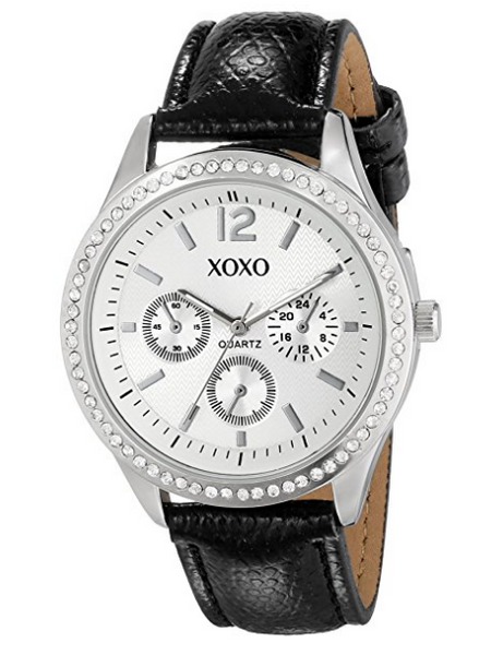 XOXO Women's Silver Dial Watch