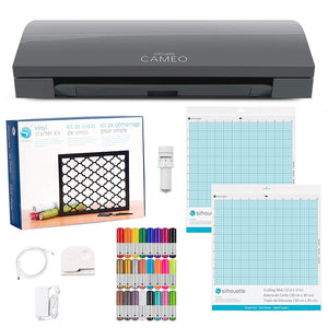 Silhouette Slate Grey Cameo 3 Craft Bundle