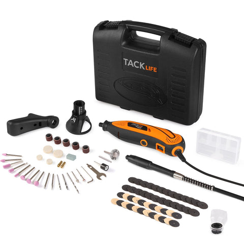Tacklife RTD35ACL Multi-functional Rotary Tool Kit