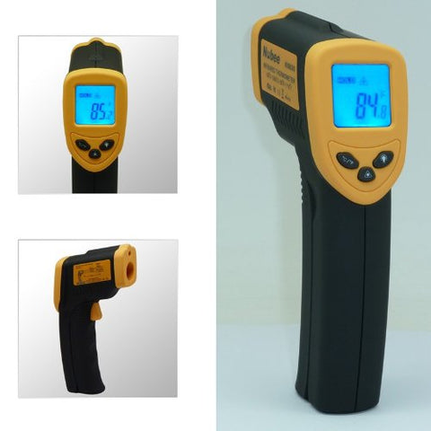 Nubee digital laser infrared thermometer