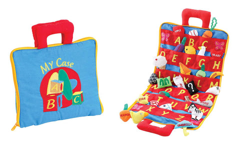 ABC Carry Bag Set with 26 Objects