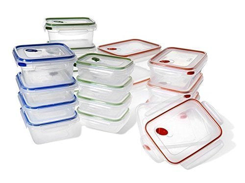 36 Piece Ultra-Seal Food Storage Set