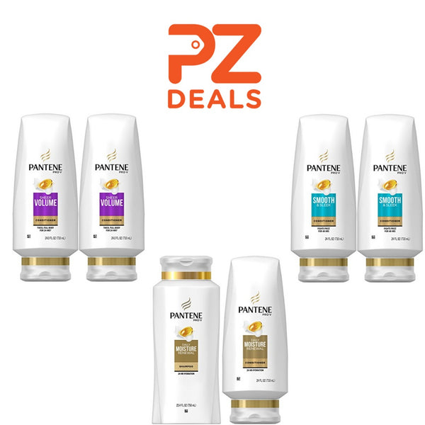 30% Off Pantene Shampoo & Conditioners
