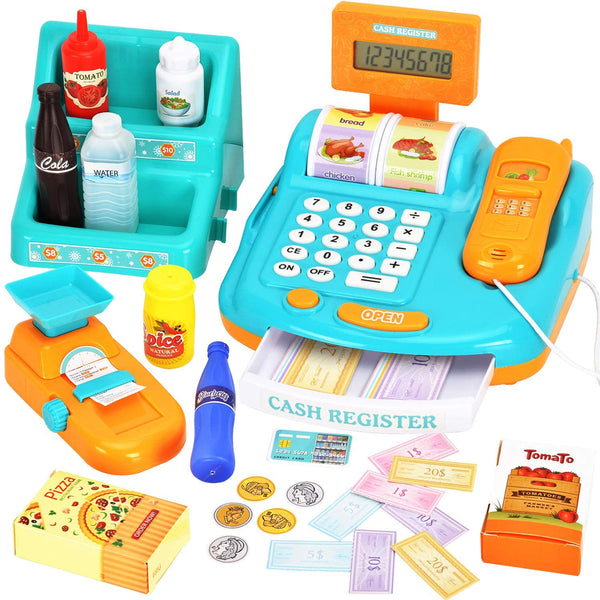 Kids Smart Cash Register Toy