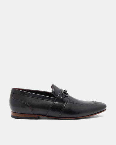 Ted Baker DAISER Burnished leather loafers