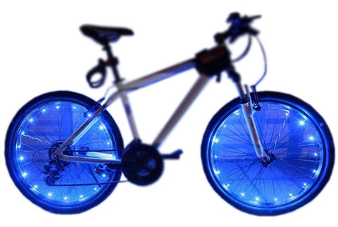 LED bicycle bike rim lights