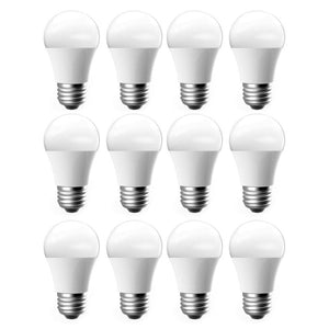 Pack Of 12 EcoSmart 60 Watt LED Dimmable Light Bulbs