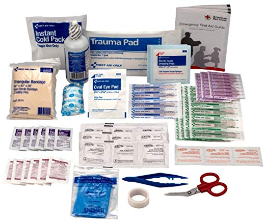 106 Piece First Aid Kit