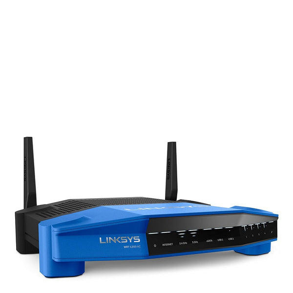Linksys Dual-Band and Wi-Fi Wireless Router