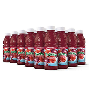 24-Count 10oz Tropicana 100% Fruit Juices (Various Flavors)