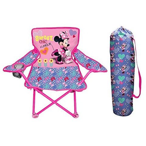 Minnie Mouse Happy Helper Fold N Go Chair