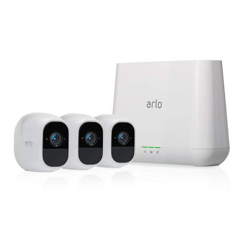 Save big on Arlo by NETGEAR Security Camera Systems & Accessories