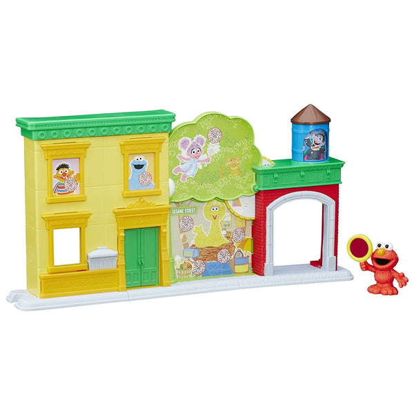 Sesame Street Discover ABCs with Elmo Playset