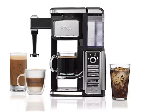 Ninja Coffee Bar Single-Serve Coffee Bar System + $15 Kohl's cash