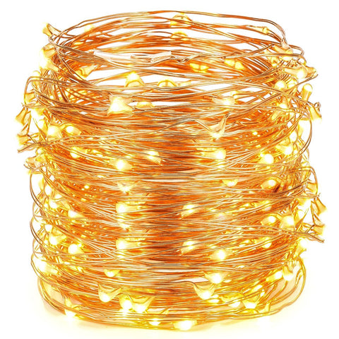 Sponsored: 30 Super Bright LED Rope and String Lights