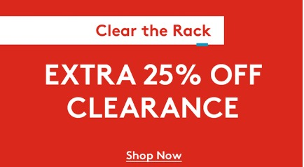 0c0e9cd89ab Extra 25% off clearance shoes and clothing from Nordstrom Rack – PzDeals