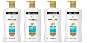 4 Bottles Of Pantene Pro-V Smooth and Sleek Conditioner