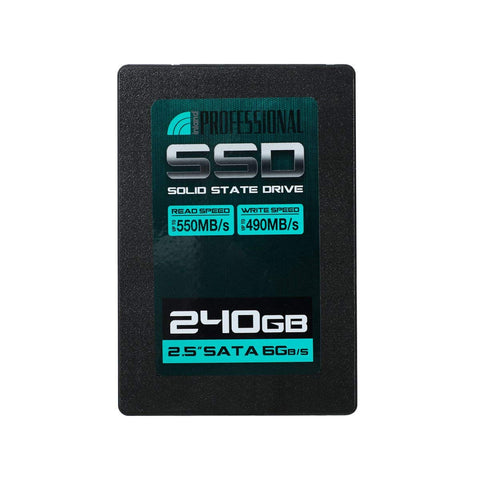 "Inland Professional 240GB SATA III 6Gb/s 2.5"" Internal Solid State Drive"